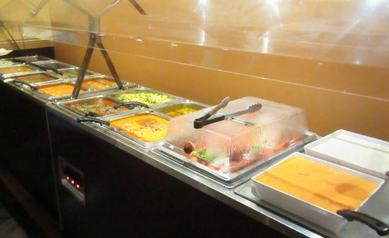 India Palace : Buffet for lunch