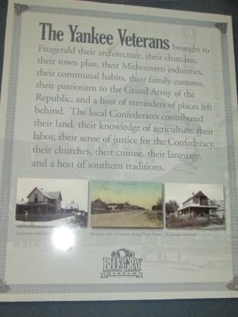 Fitzgerald, Джорджия: Yankee architecture history