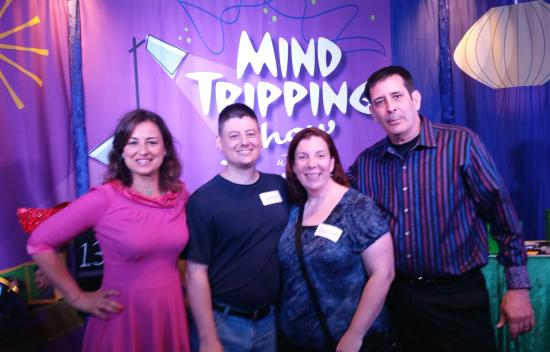 Mind Tripping Show Foto