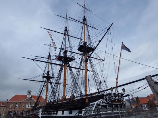 Hartlepool Quay: HMS Trincomalee