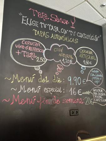 Restaurante tapa sanse en san sebasti n de los reyes con - Cocinas san sebastian de los reyes ...