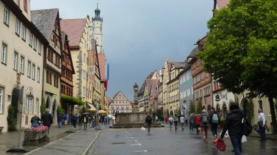 Bayern a Medida Day Tours and Excursions: Rothenburg ob der Tauber
