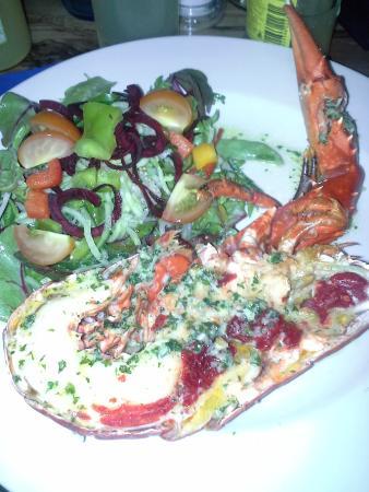 Starfish Restaurant: Excellent lobster