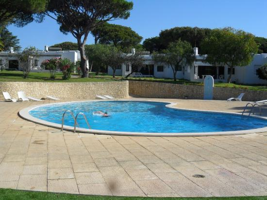 Prado Villas: This is the large pool (adults)