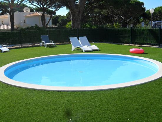 Prado Villas: This is the children pool