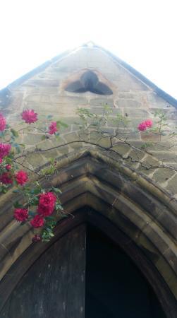 St Bene't's Church (Church of England): Entrance Arch