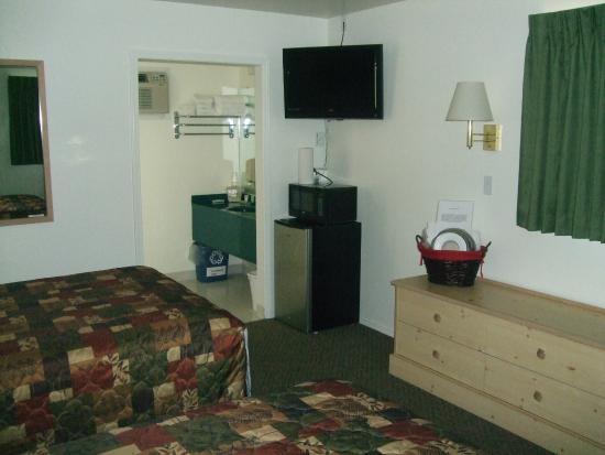 Mesa Verde Motel: Double Pet Room