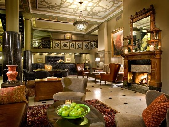 The Oxford Hotel: The Oxford Lobby