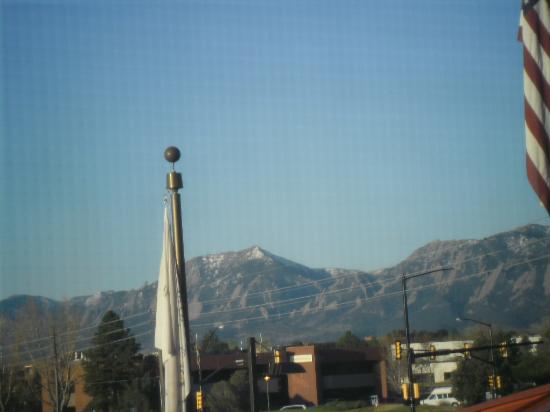 Hampton Inn & Suites Boulder - North: View from room
