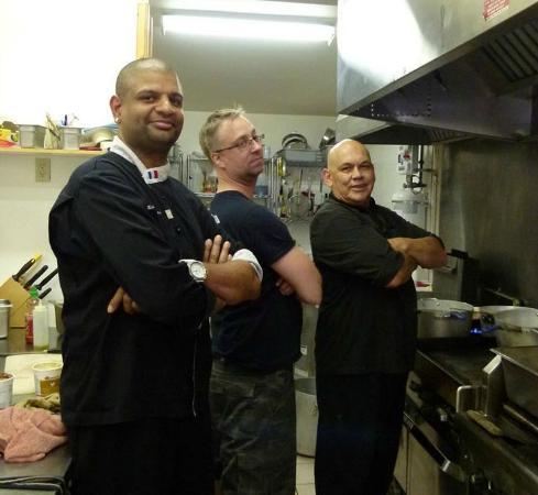 Haida House at Tllaal : Haida House Chefs