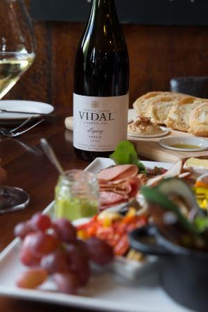 Vidal Estate Winery Restaurant: Platter