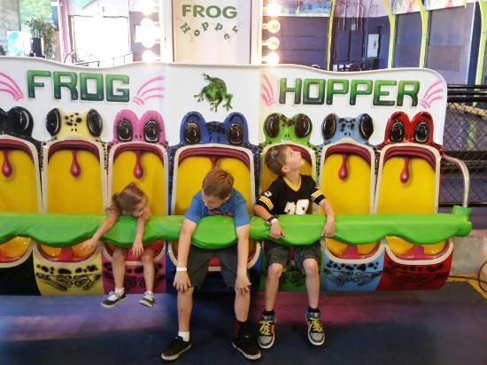 Family fun center business plans