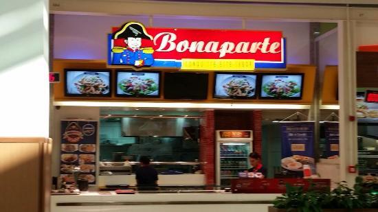 Bonaparte Via Verde Shopping
