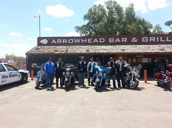 Congress, AZ: Arrowhead Bar and Grill