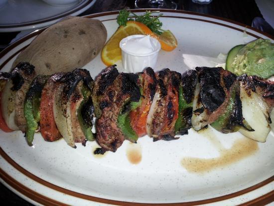 Tapanco: Fillet of Beef Kebob