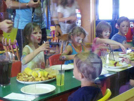Birthday Party For My Year Old Grandson Who Lives In Germany - Childrens birthday party ideas llanelli