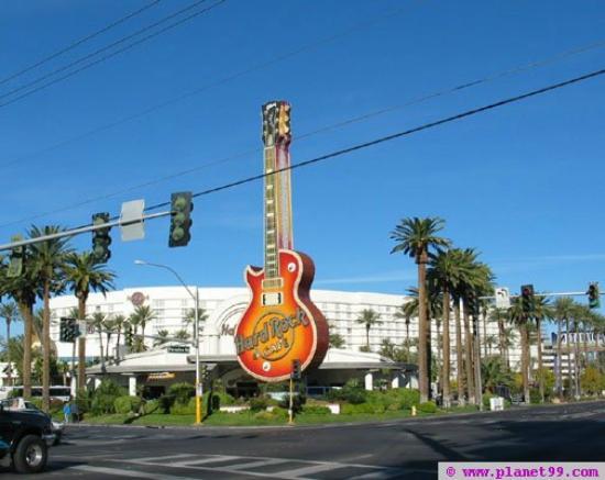 Hard Rock Cafe Las Vegas Nv Address