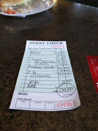 Frankie's Pub & Grill