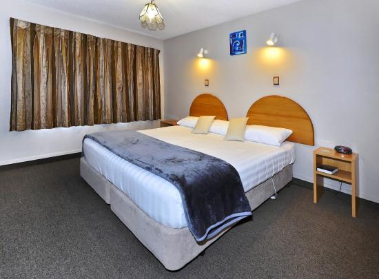 Classique Lodge Motel : King bed - Studio room