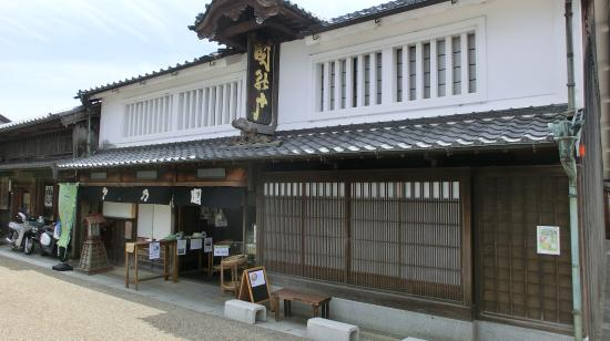 Fukagawaya Mutsudaisho Seki No To
