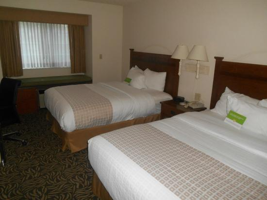 La Quinta Inn Missoula : Pic of room