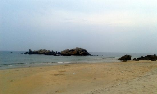 Kijal, Malasia: Beach during evening