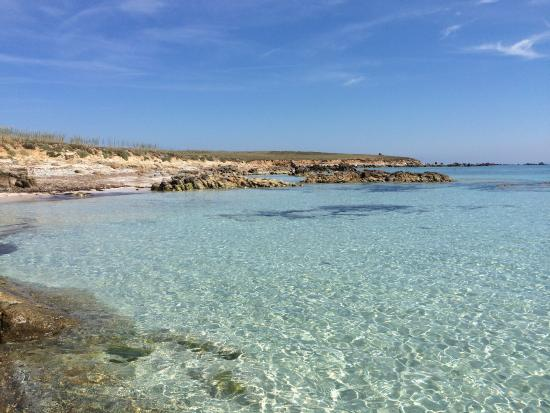 Cabras, Italy: Penisola del Sinis - Isola di Mal di Ventre