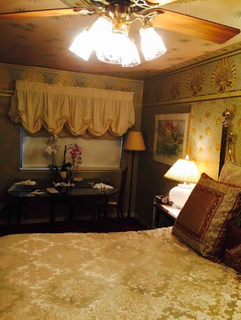 Mill Rose Inn: European old world charm