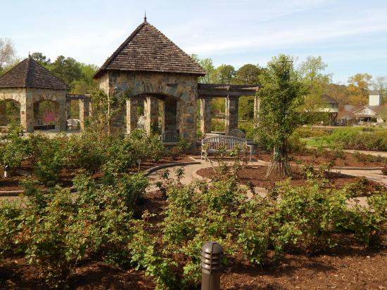 Rose Garden In Early Spring Picture Of Lewis Ginter Botanical Garden Richmond Tripadvisor