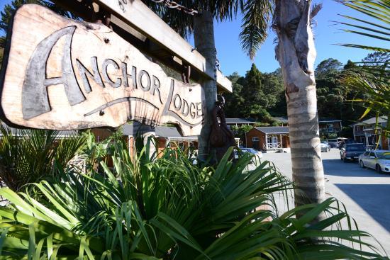 Anchor Lodge Coromandel: Anchor Lodge