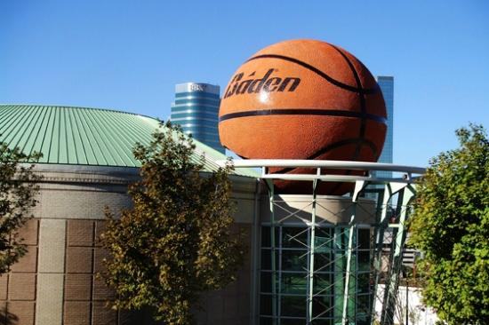写真Women's Basketball Hall of Fame枚