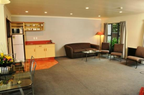 Chancellor Motor Lodge & Conference Centre: Fresh feeling in the lounge