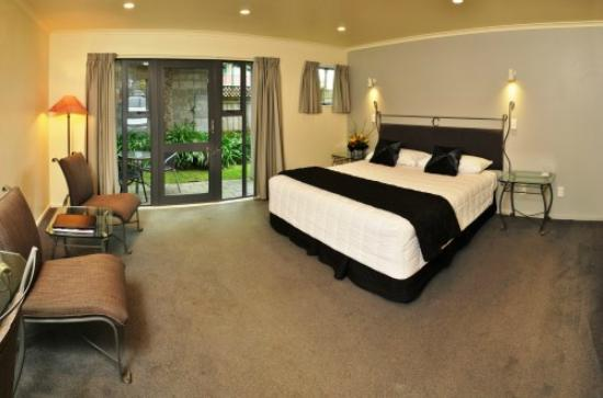 Chancellor Motor Lodge & Conference Centre: Spacious Studio Suite