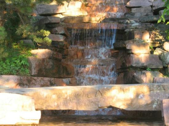 Japanese Garden Picture Of Terrace Park Sioux Falls Tripadvisor