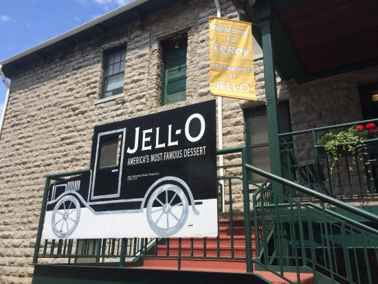 Jell-O Gallery Museum