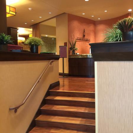 Bloomington-Normal Marriott Hotel & Conference Center: Marriott in Bloomington-Normal Illinois