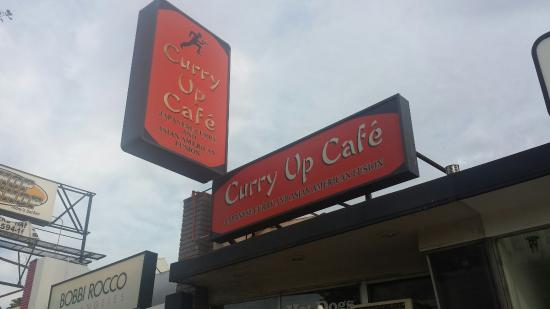 ‪Curry Up Cafe‬