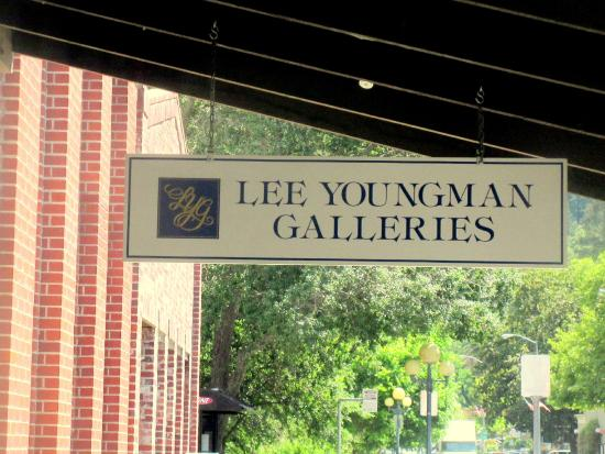 ‪Lee Youngman Galleries‬