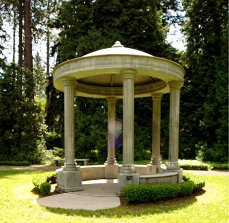 In Duncan Garden Picture Of Manito Park Spokane Tripadvisor