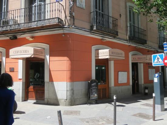 El rincon madrid calle prado 25 centro n mero de for Restaurante calle prado 15 madrid