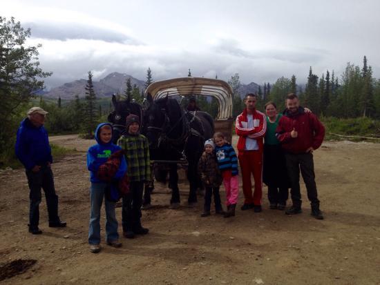 Healy, AK: Thank you for a wonderful experience, Black Diamond Resort!