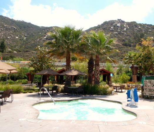 Welk Resort San Go Mountain Villas Hot Tub