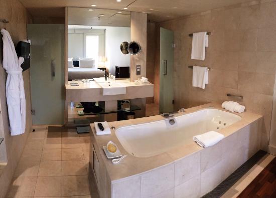 hilton relaxation room picture of hilton sydney sydney. Black Bedroom Furniture Sets. Home Design Ideas