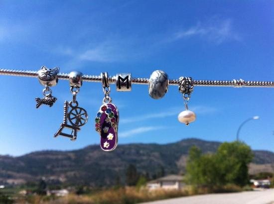 Summerland, Canada: Every bead has a story
