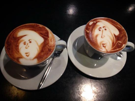 Graceland Cafe Restaurant: Hehe
