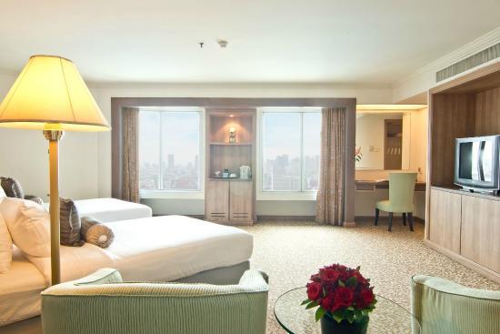 Baiyoke Sky Hotel: Superior Room, Standard Zone(Floor. 25-45)