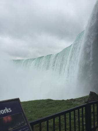Double Deck Tours: Journey behind the Falls