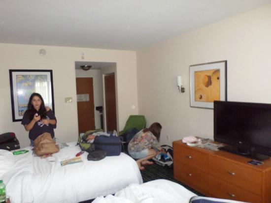 A Sea Garden Resort: Dentro de la habitación