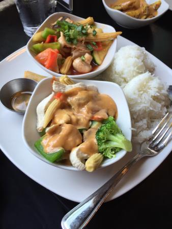 Thai Siam Restaurant: Yummy Treat. A real Treasure chest if Thai food an true bargain prices.