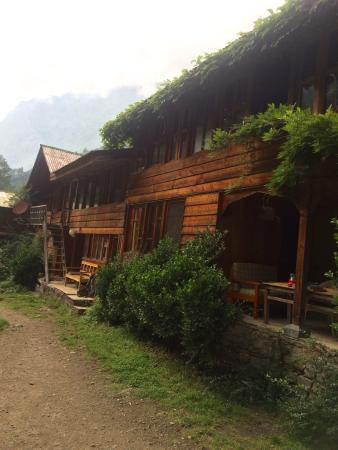 Raju Bharti's Guest House: Hotel